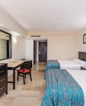 Chambre Hôtel Krystal Ixtapa Ixtapa-Zihuatanejo