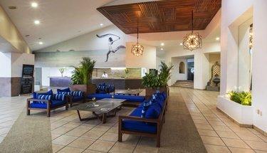 Réception Hôtel Krystal Ixtapa Ixtapa-Zihuatanejo