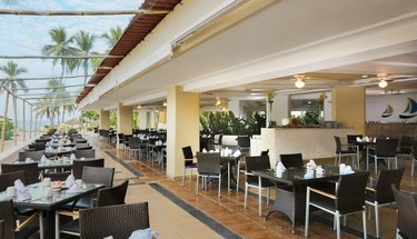 Restaurant Las Velas Hôtel Krystal Ixtapa Ixtapa-Zihuatanejo