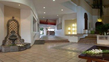 Lobby Hôtel Krystal Ixtapa Ixtapa-Zihuatanejo